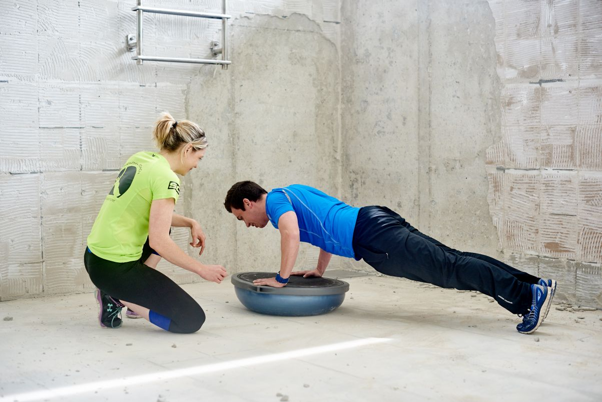 Trui De Boitselier - Functional Training